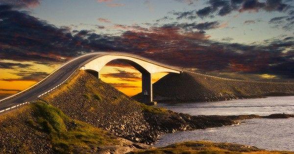 11 Estradas da Noruega de cortar a respiração