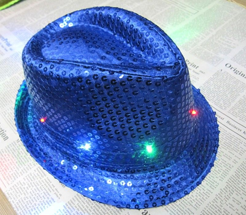 QOHNK Light Up Sound Activated Gorra De B/éisbol DJ Led Flashing Hat con Pantalla Desmontable para Hombre Mujer