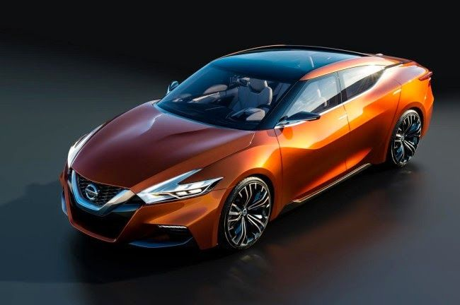 2017 Nissan Maxima Release Date And Redesign