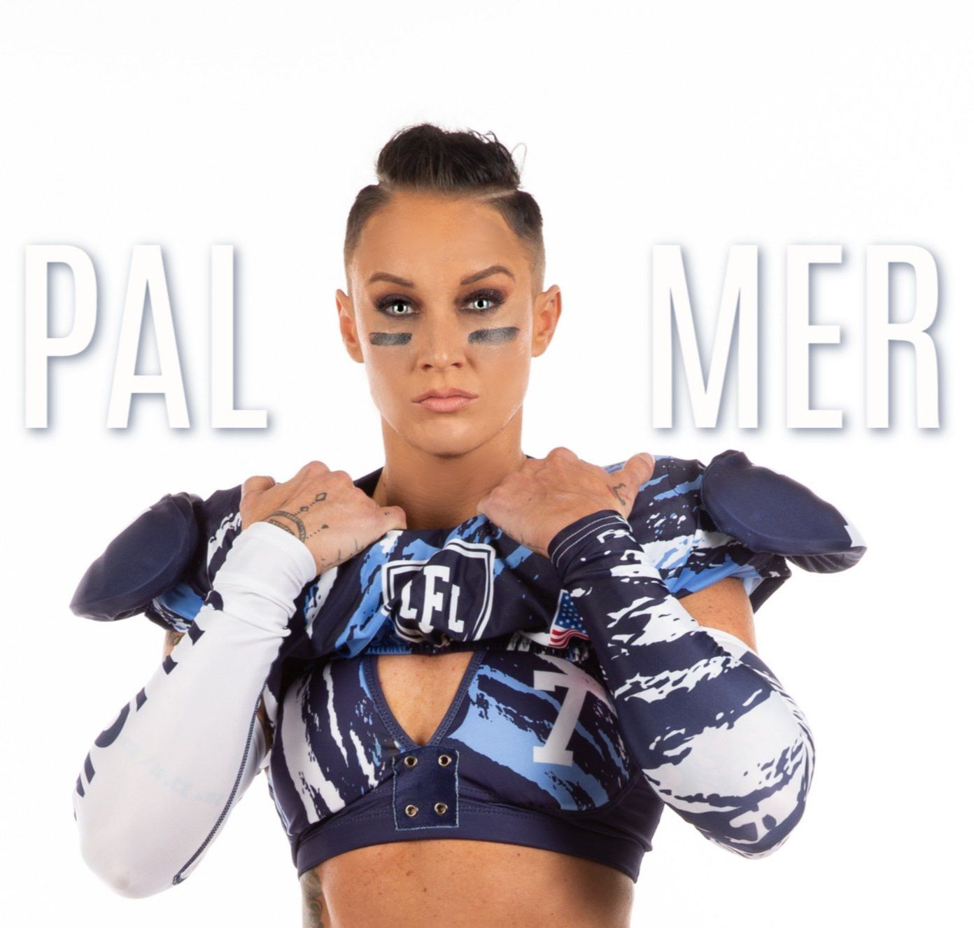 Pin by lani crittenden on legends football league ladies