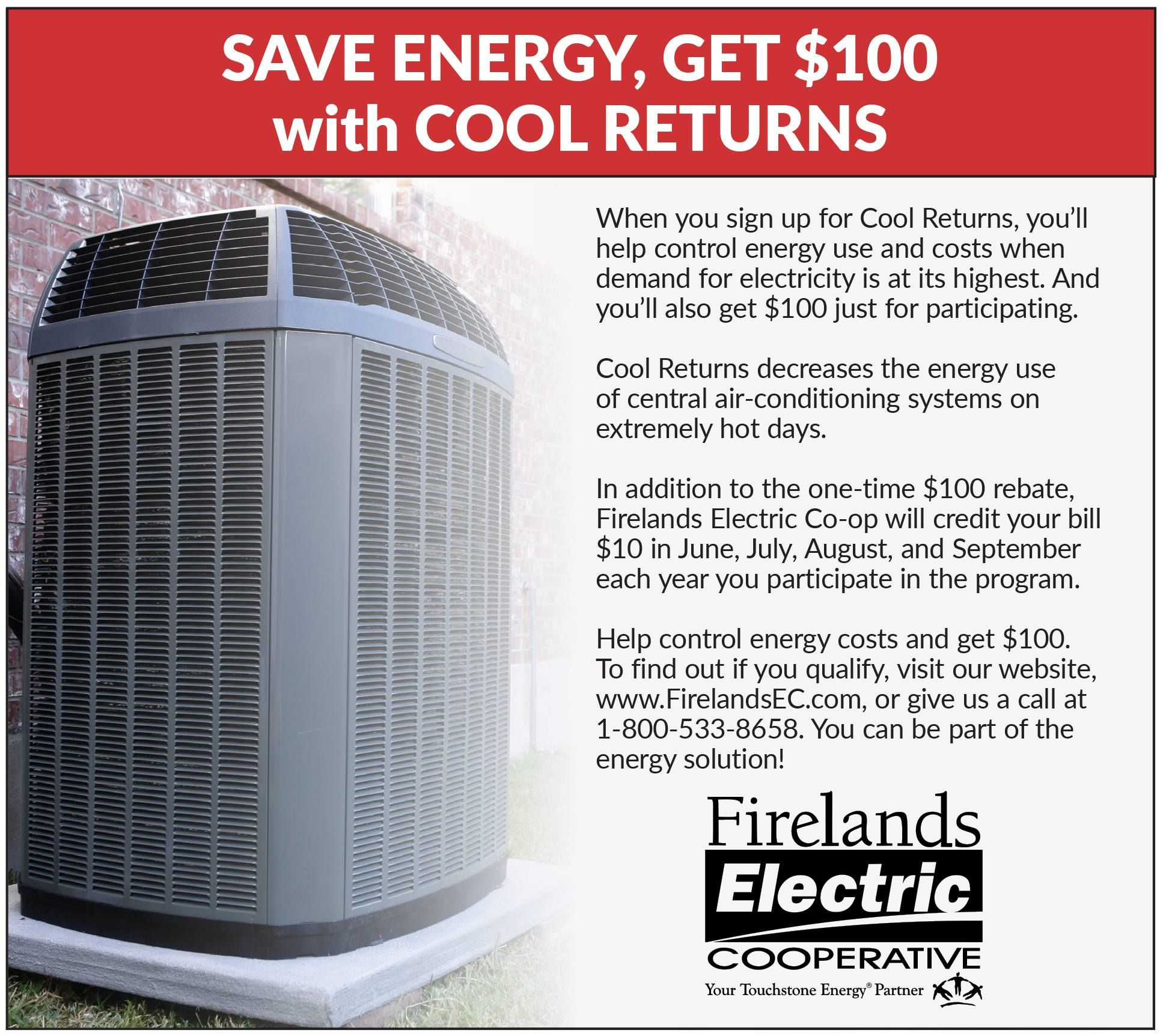 Energy Efficiency image by Firelands Electric Coop