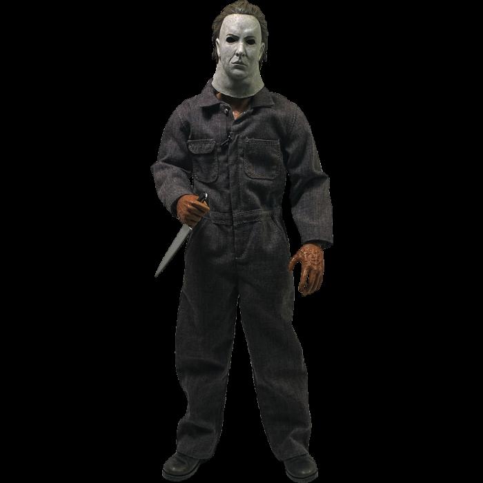 Pre Order Trick Or Treat Halloween 5 Michael Myers 12 Figure Fantasy Michael Myers Trick Or Treat Studios Michael Myers Halloween