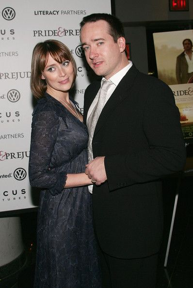 """Keeley Hawes Matthew Macfadyen Photos Photos - Actress Keeley Hawes and her husband actor Matthew Macfadyen attend the premiere of 'Pride & Prejudice' at Loews Lincoln Square November 10, 2005 in New York City. - Focus Features Premiere Of """"Pride & Prejudice"""" - Arrivals"""