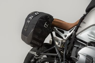 BMW Genuine Motorcycle Rear Waterproof Bag for R nineT RnineT