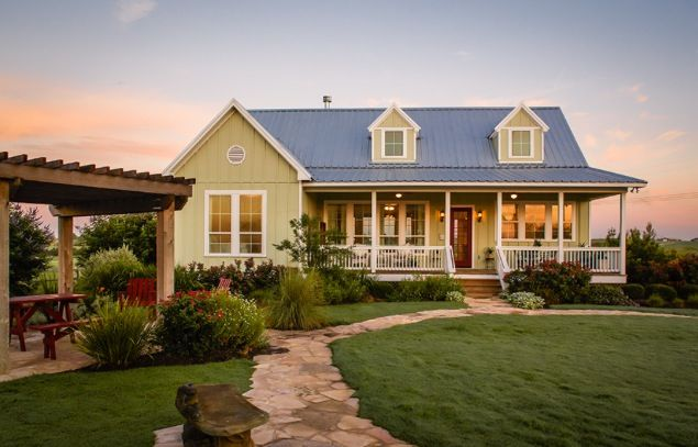 Lampasas Texas Hill Country House Plans Cottage Homes Hill Country Homes