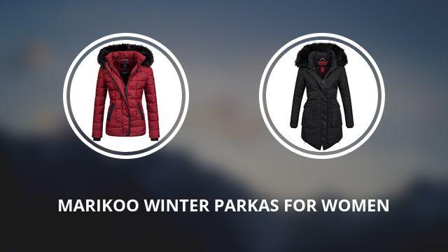 7 Warm Marikoo Winter Parka Jackets for Women