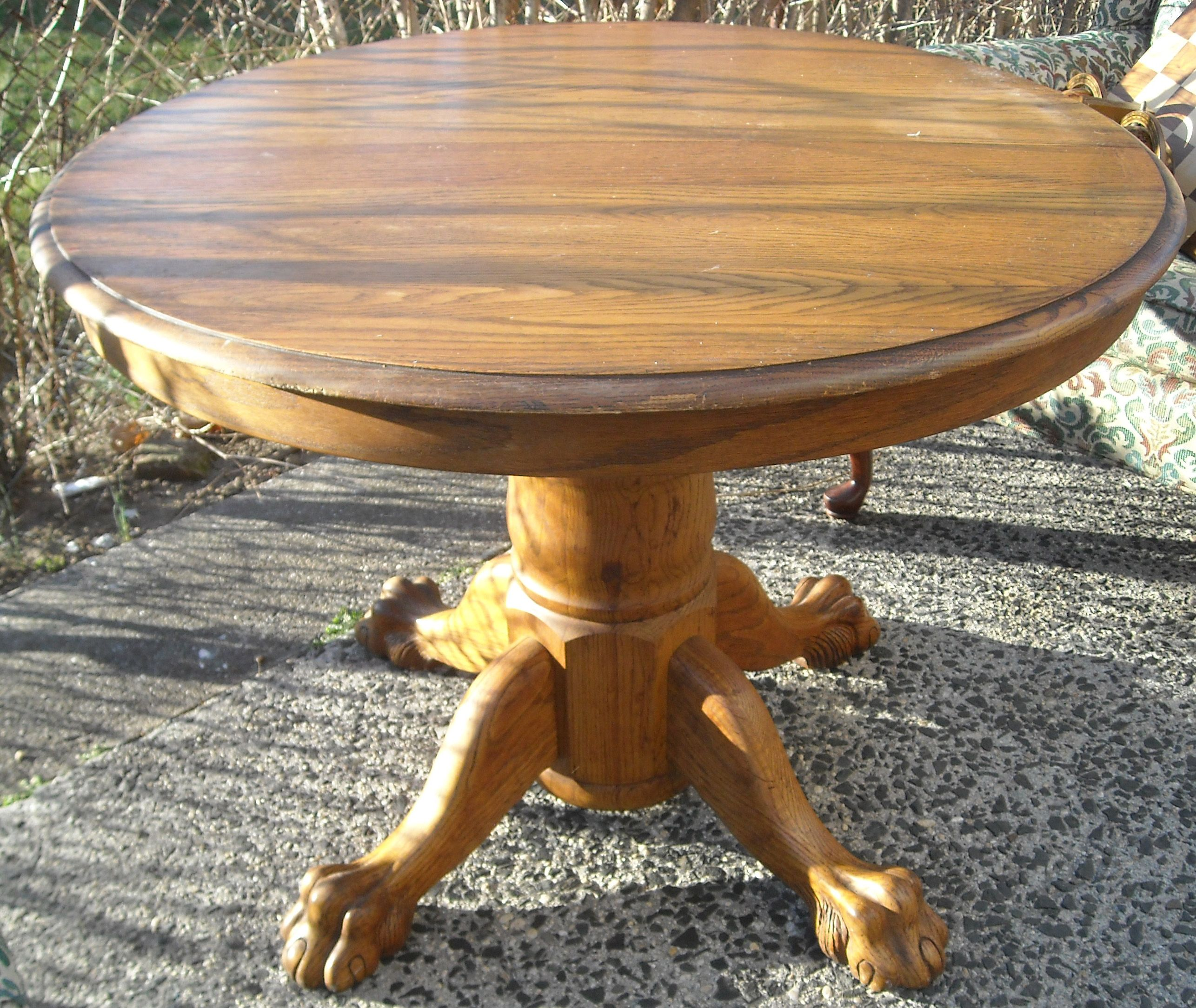 Image Result For Lion And Claw Foot Dining Table Dining Table