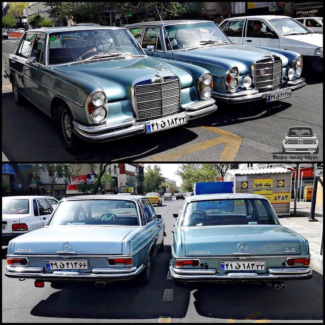 1972 Mercedes Benz W108 In Iran Tag Your Friends Mashin Classic ماشين كلاسيك مرسدس بنز ماشينباز Mercedes Benz Mercedes Benz