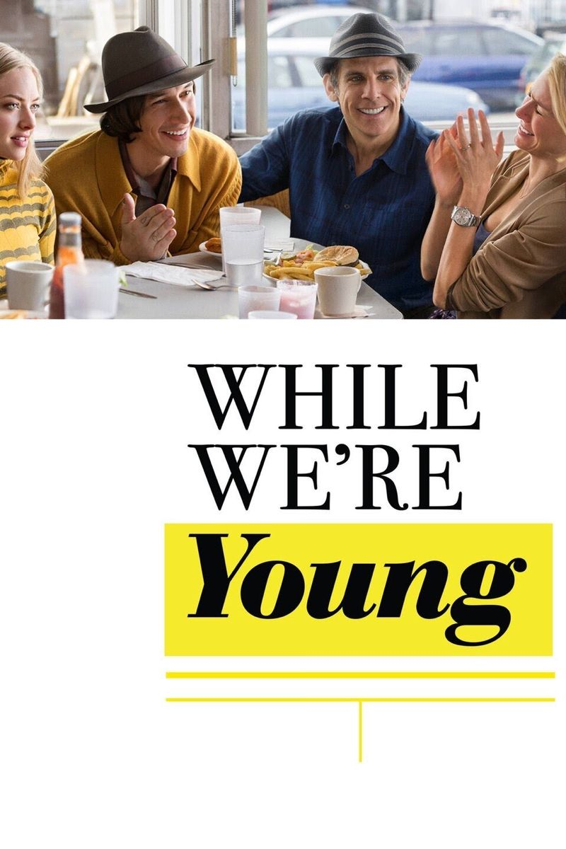 While We Re Young 2014 En 2021