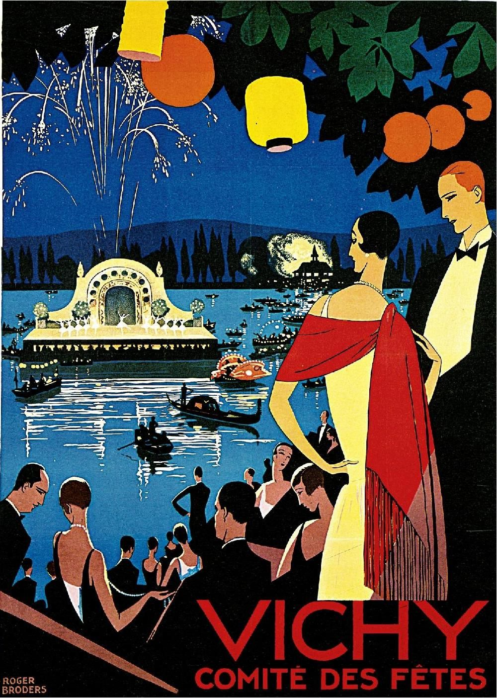 Vintage Blue Train Cote D/'Azur Travel Poster A3//A2//A1 Print
