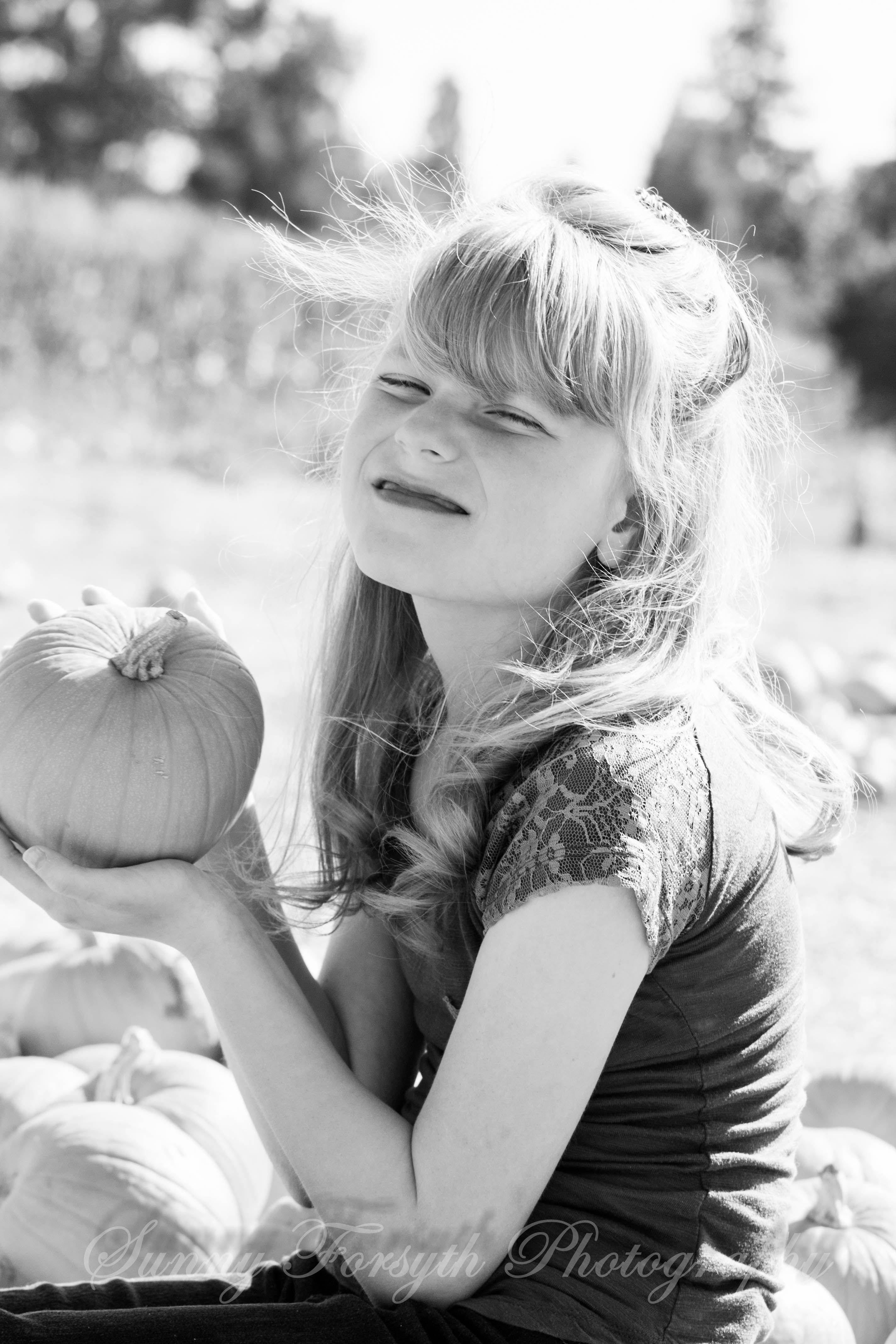 Pumpkin Patch Photo Shoot 2013