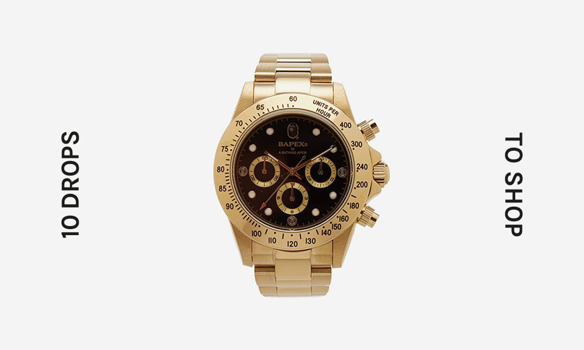 Pin By Muczan Gabor Janos On Hype Watches Bape Rolex Watches