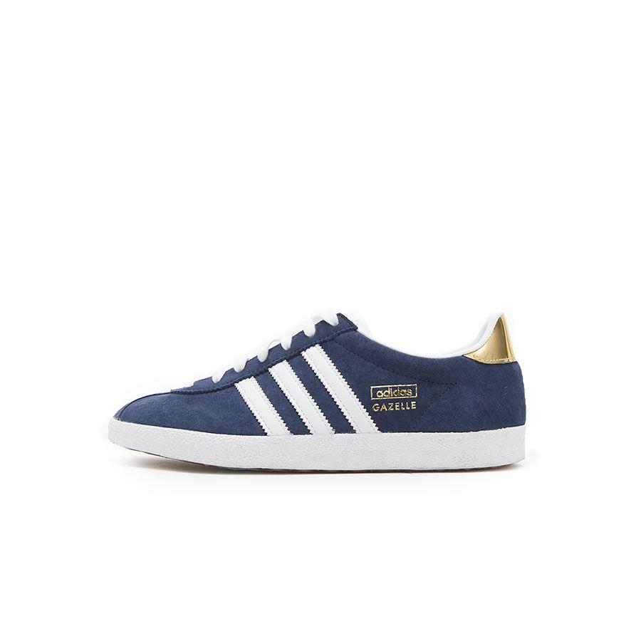 adidas gazelle bleu marine ikks