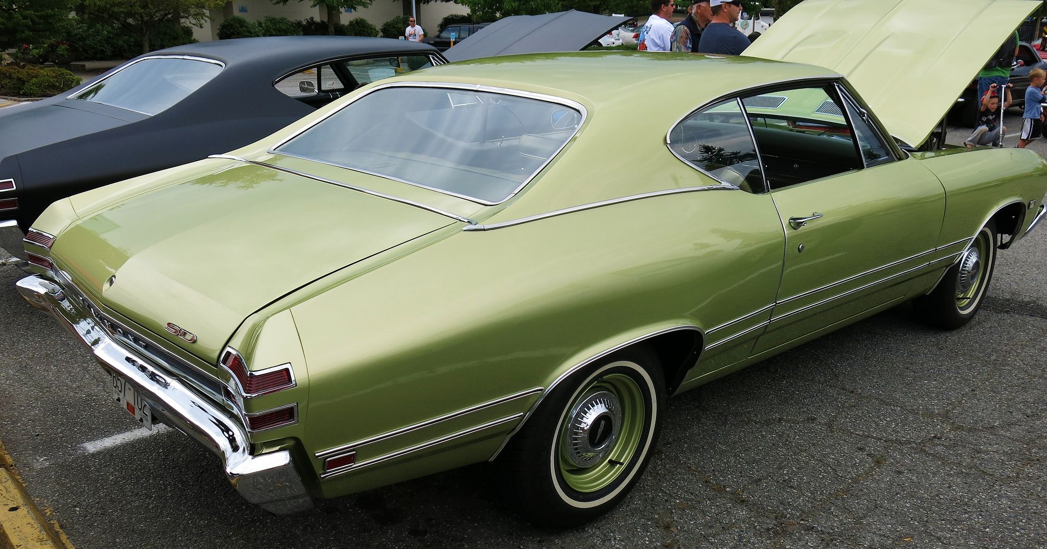 1968 Beaumont SD 396 Sport Deluxe Coupe Canada