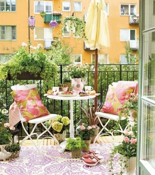 Blumen Balkon Fruhling Deko Ideen Pflanzkasten Everything Home