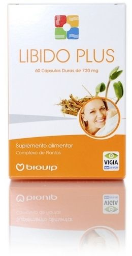 Vida Saudável Biovip: Libido Plus