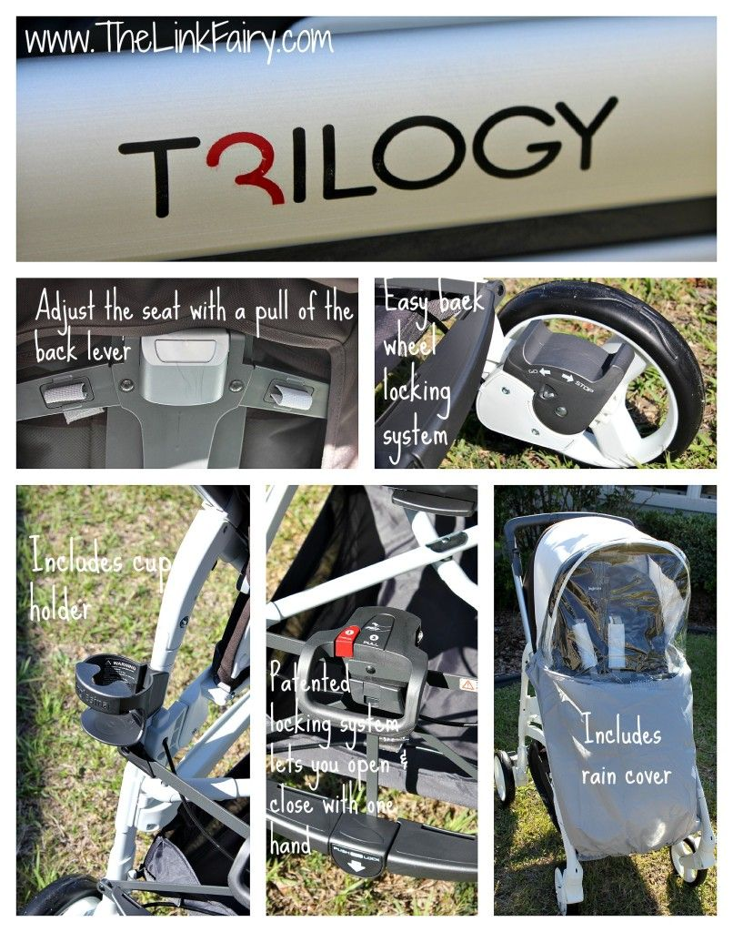 Inglesina Trilogy Stroller Review. Give yourself the best