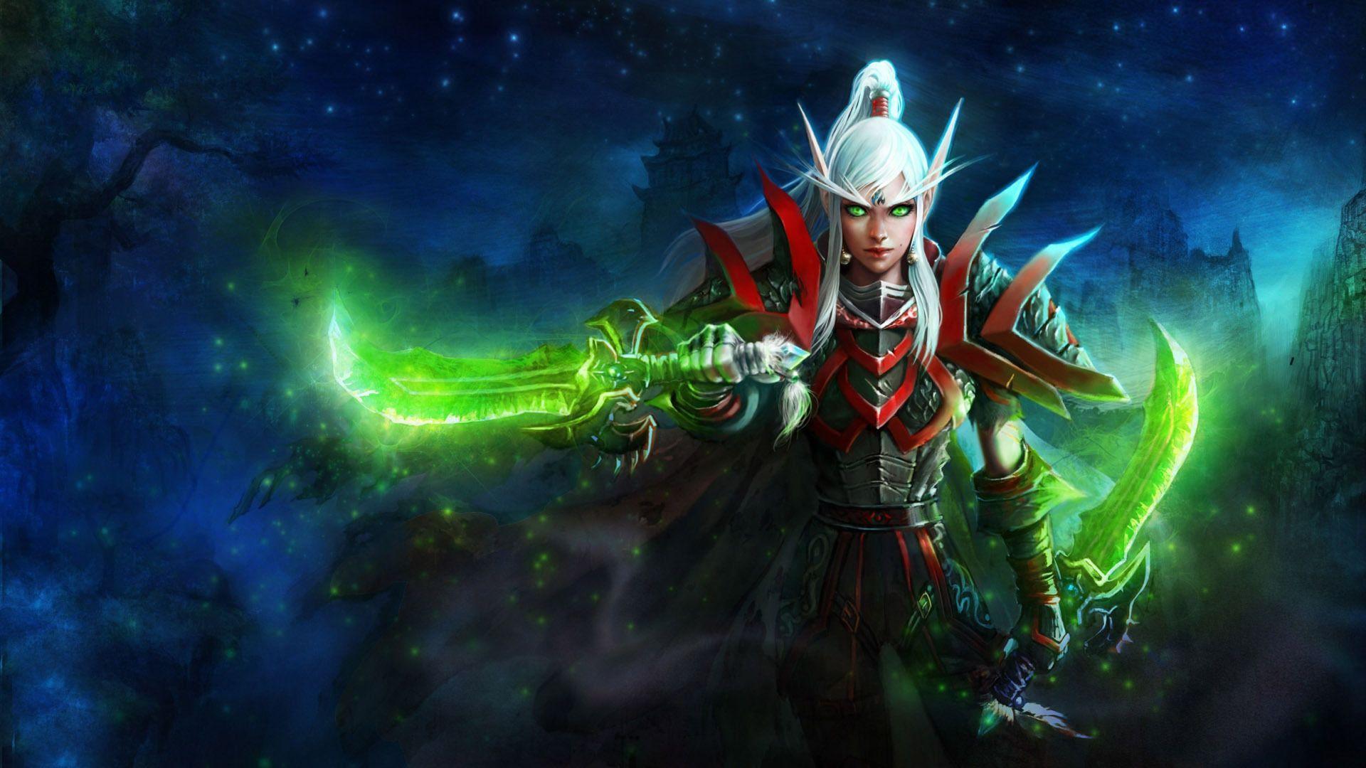 World Of Warcraft Horde Vs Alliance wallpaper.