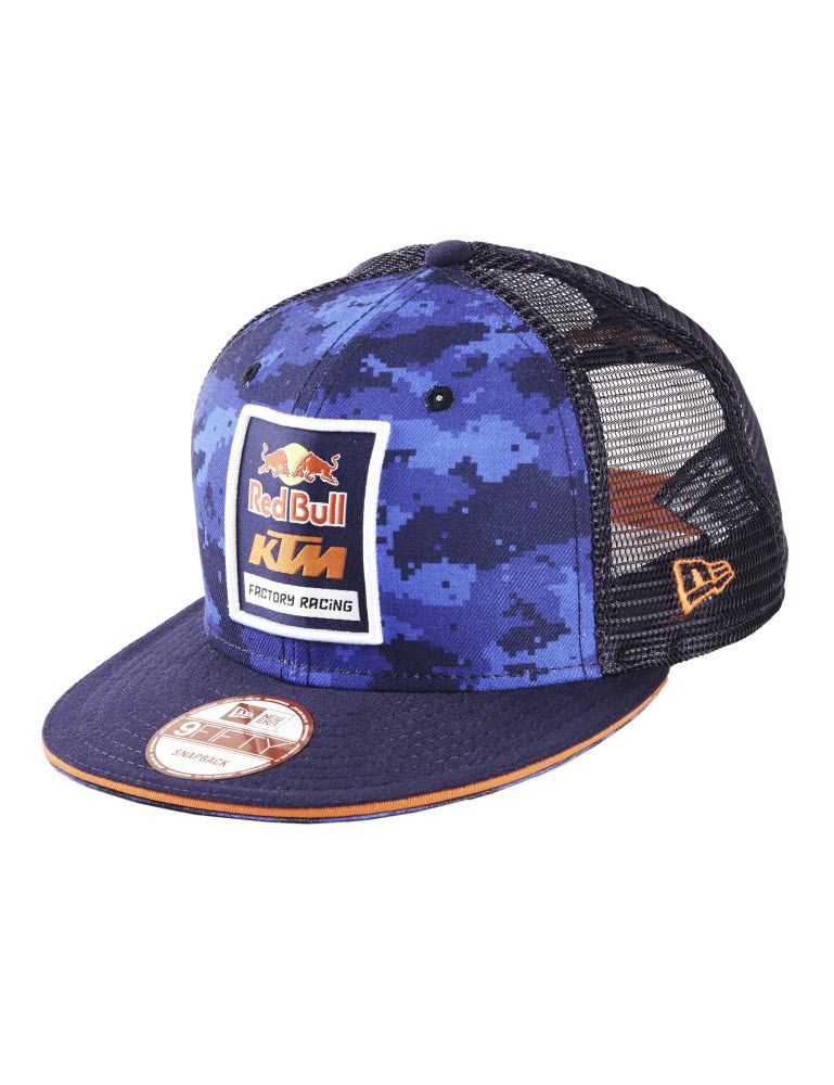 DirtnRoad.com - Red Bull KTM - Factory Racing Hat - Camo  f645a9941ca