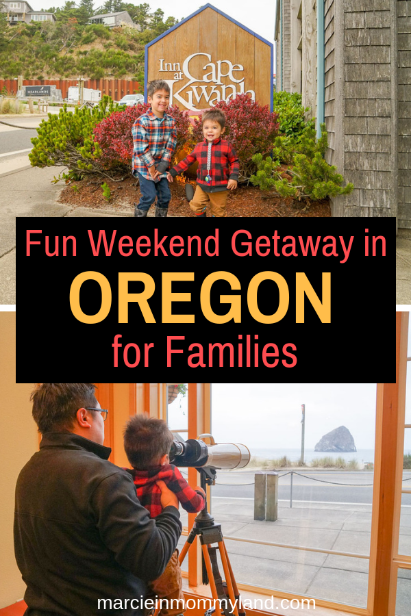 Inn At Cape Kiwanda Is A Kid-Friendly Oregon Coast Hotel