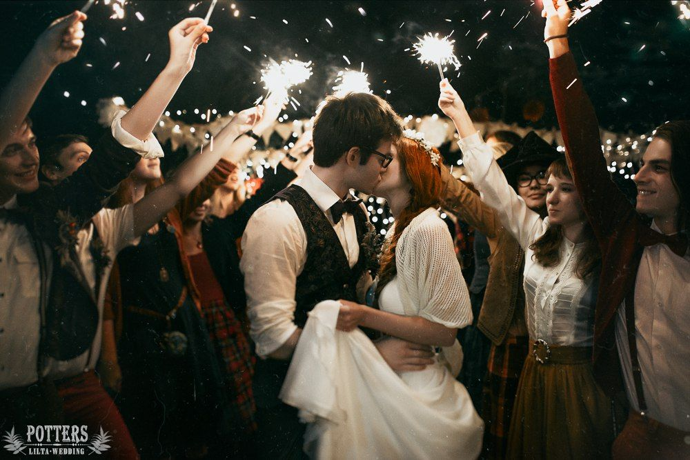 Potter Wedding Harry And Ginny Lily Evans Potter Lily Evans