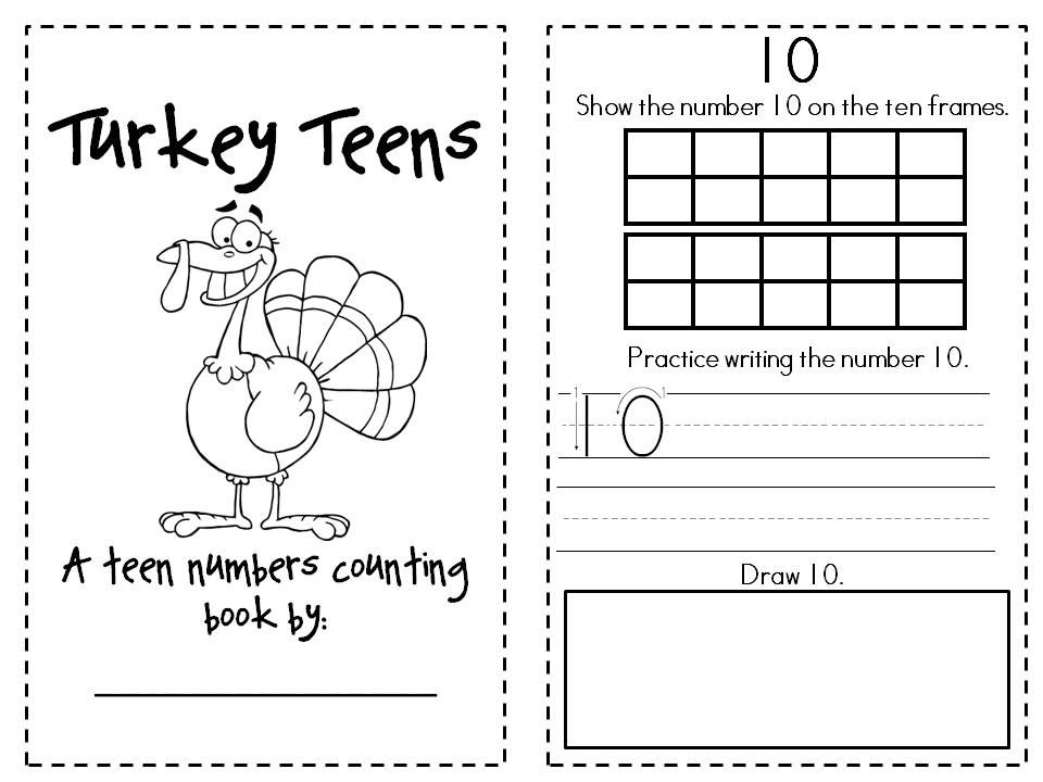 Turkey Teens | Teen numbers, Teen and Number