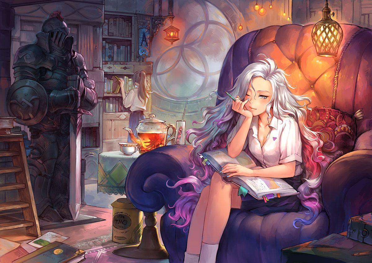 anime art books online