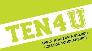 Nordstrom Ten4u Scholarship Open To High School Juniors Deadline May 1 80 Awards Available Scholarships Grants For College College Search