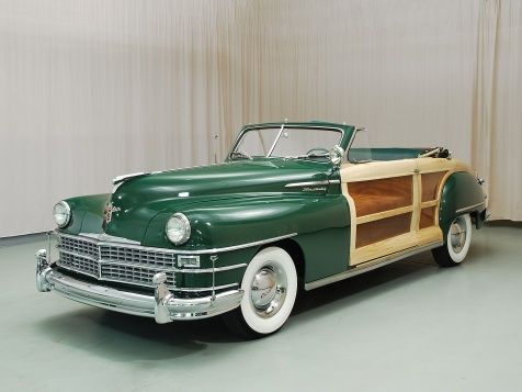 1948 Chrysler Town Country Convertible Just Beautiful