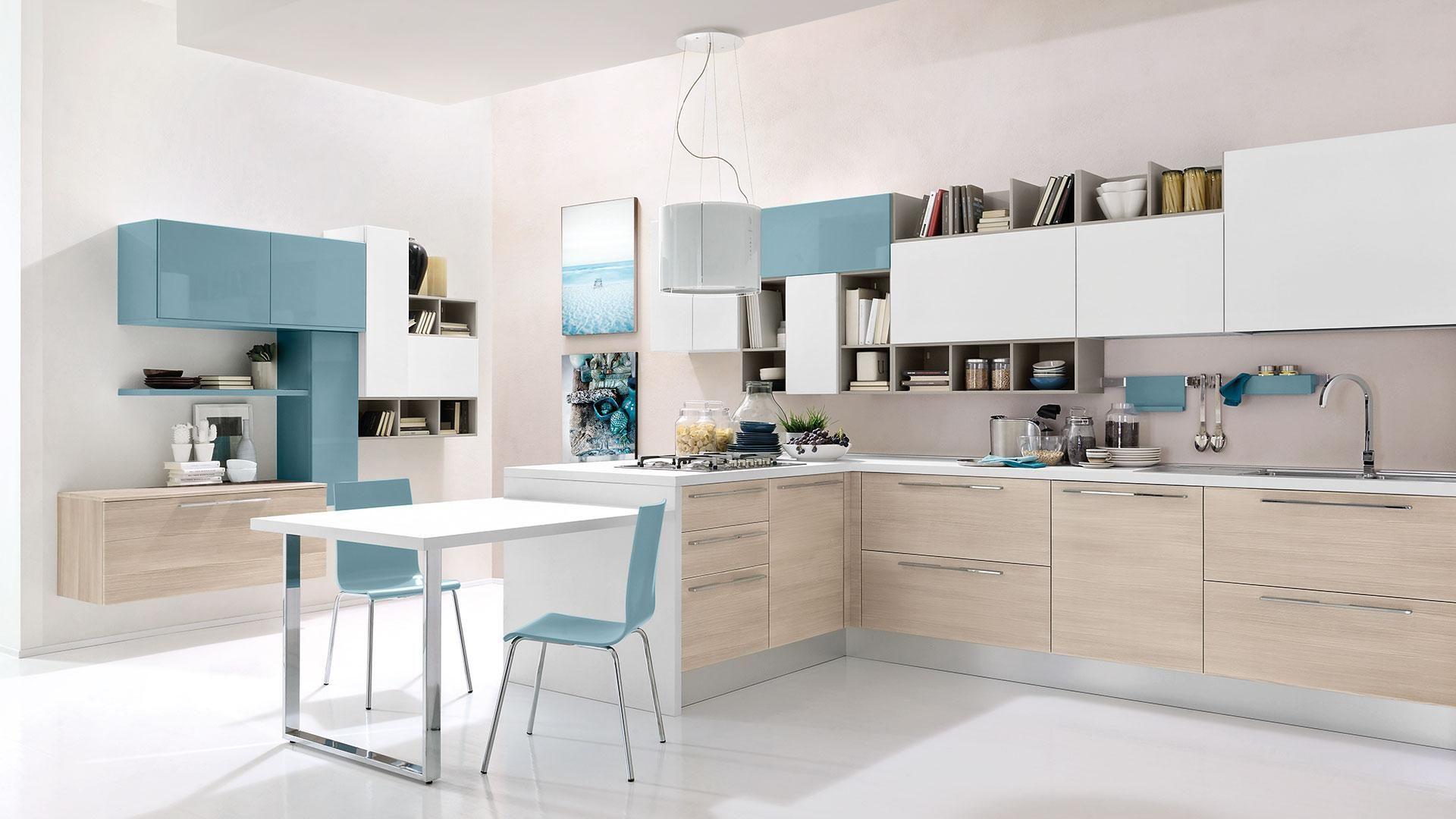 Stunning Cucina Lube Modello Noemi Prezzo Pictures - Ideas ...