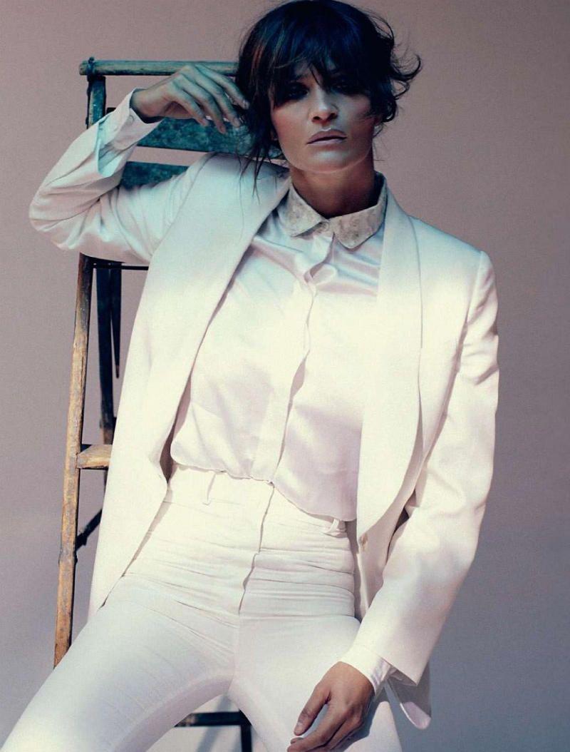 Helena Christensen cool