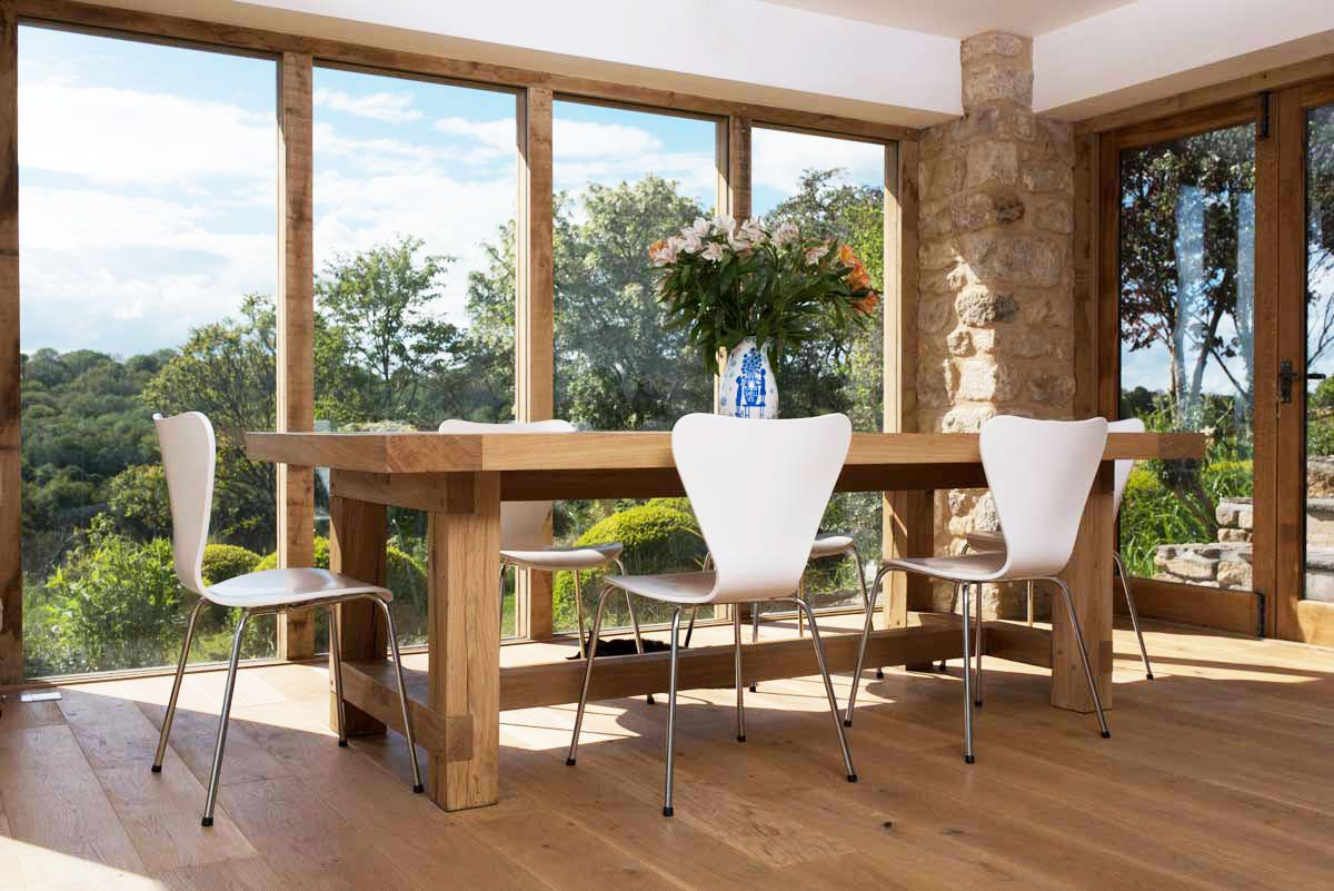 High quality, sustainable wooden floors Bath Bespoke