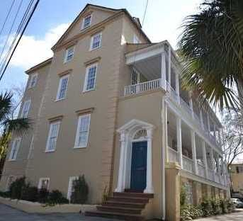 Real Estate In Downtown Charleston Sc Types Of Houses Home Loans Historic Homes