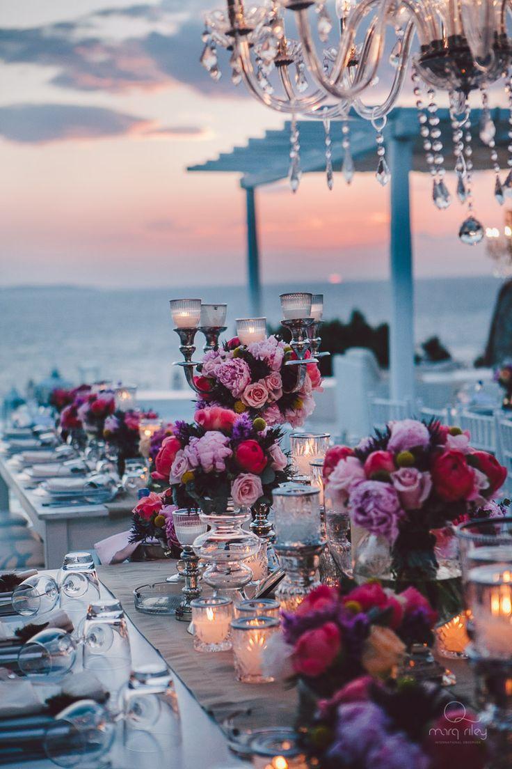 Dreaming of a destination wedding? Mykonos, Greece is a favorite among destination wedding locations around the world. #destinationweddinglocations #Mykonosgreecehoneymoon