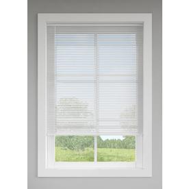 Levolor 27x72 1 In Cordless White Aluminum Blind