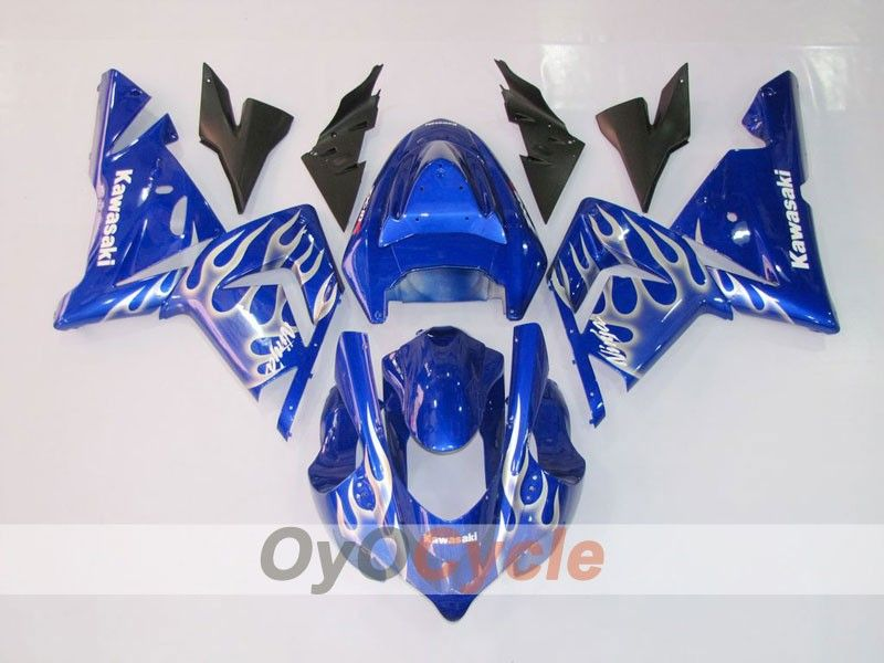 Injection Fairing kit for 04-05 NINJA ZX-10R | OYO87901535 | RP: US $719.99, SP: US $569.99