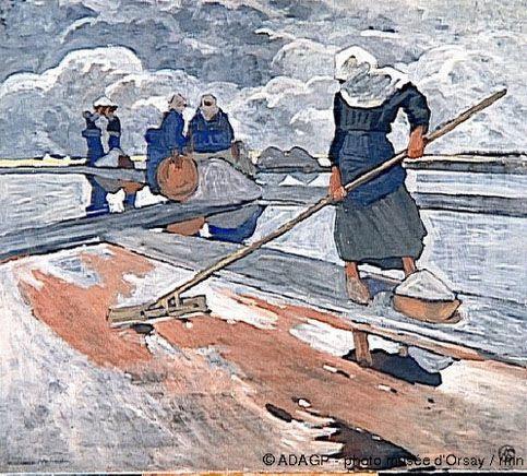 THE BLUE LANTERN: Bretagne - Japon