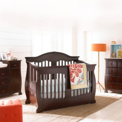 Charming Savanna Grayson Baby Furniture Collection In Espresso