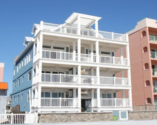 Ocean City Boardwalk Suites N2 7209 Vantage Resort Realty Ocean City Boardwalk Ocean City Ocean City Rentals