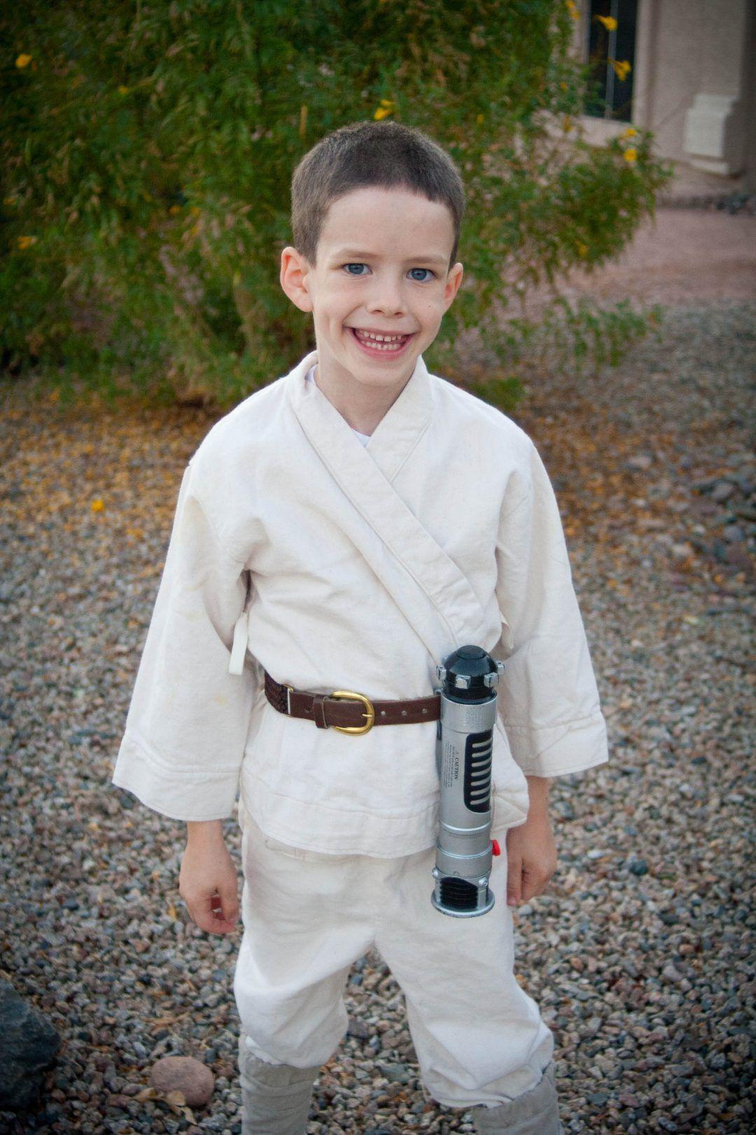 DIY Luke Skywalker Star Wars Costume | Your Costume Idea for ...