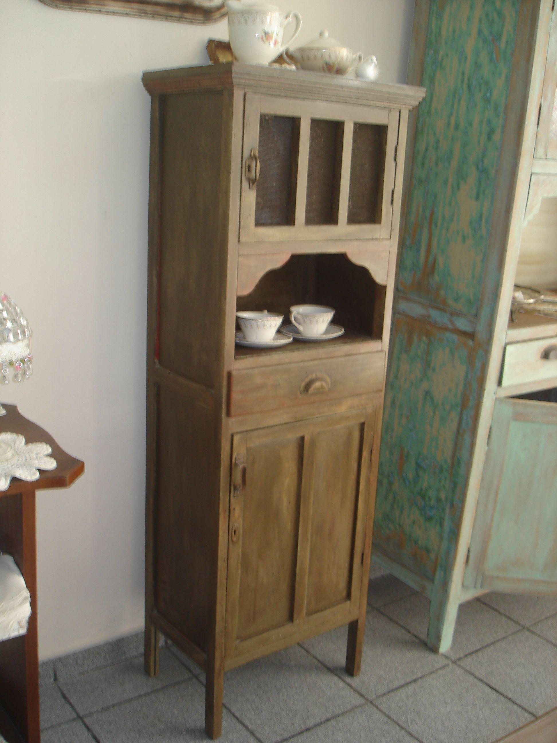 Petit mueble de campo a os 40 muebles de campo for Muebles para casa de campo