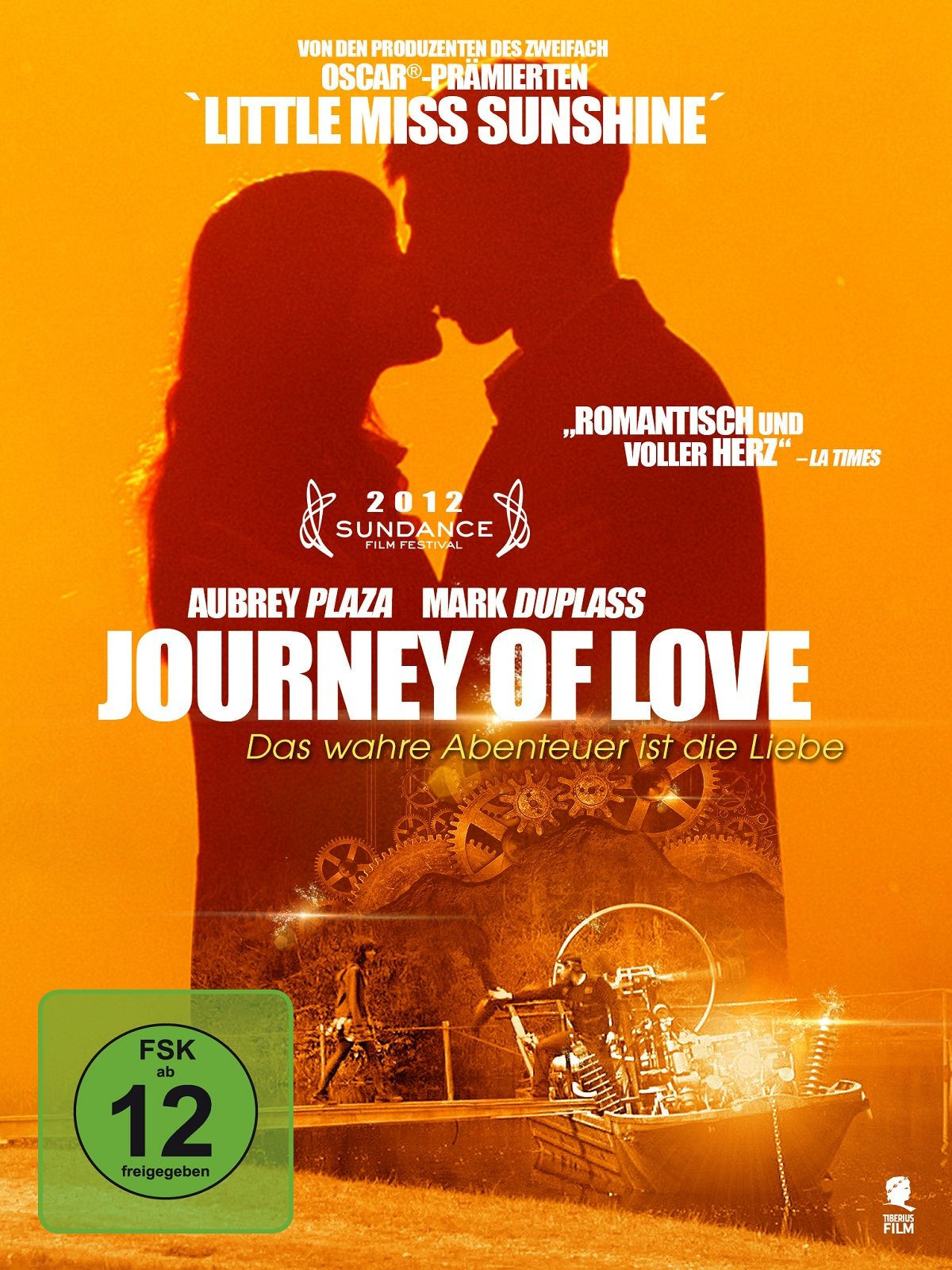 Journey Of Love (Safety Not Guaranteed