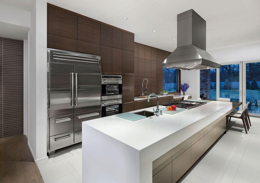 North Shore Modern Kitchen Gallery Sub Zero Amp Wolf
