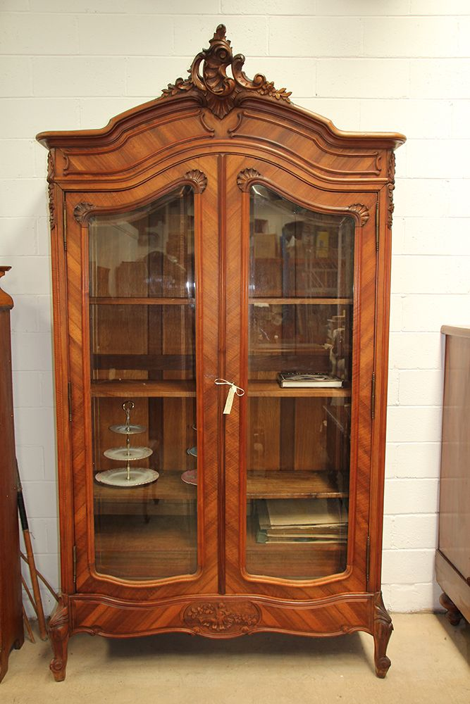 A Brief History Of The French Style (Armoire, Commode) Found At Moonee Ponds