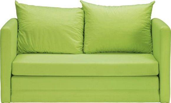 dieses praktische schlafsofa bringt farbe in ihre wohnung. Black Bedroom Furniture Sets. Home Design Ideas