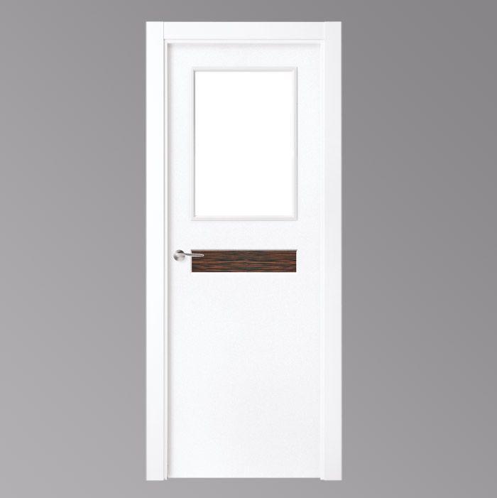 Puertas nuevas lacadas puertas pinterest for Puertas uniarte lacadas