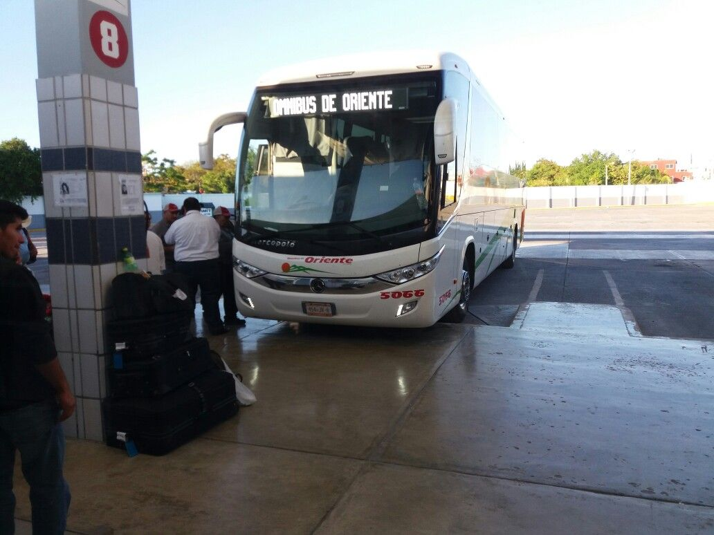 Marco polo g7, oriente, central autobuses matamoros   autobuses ...
