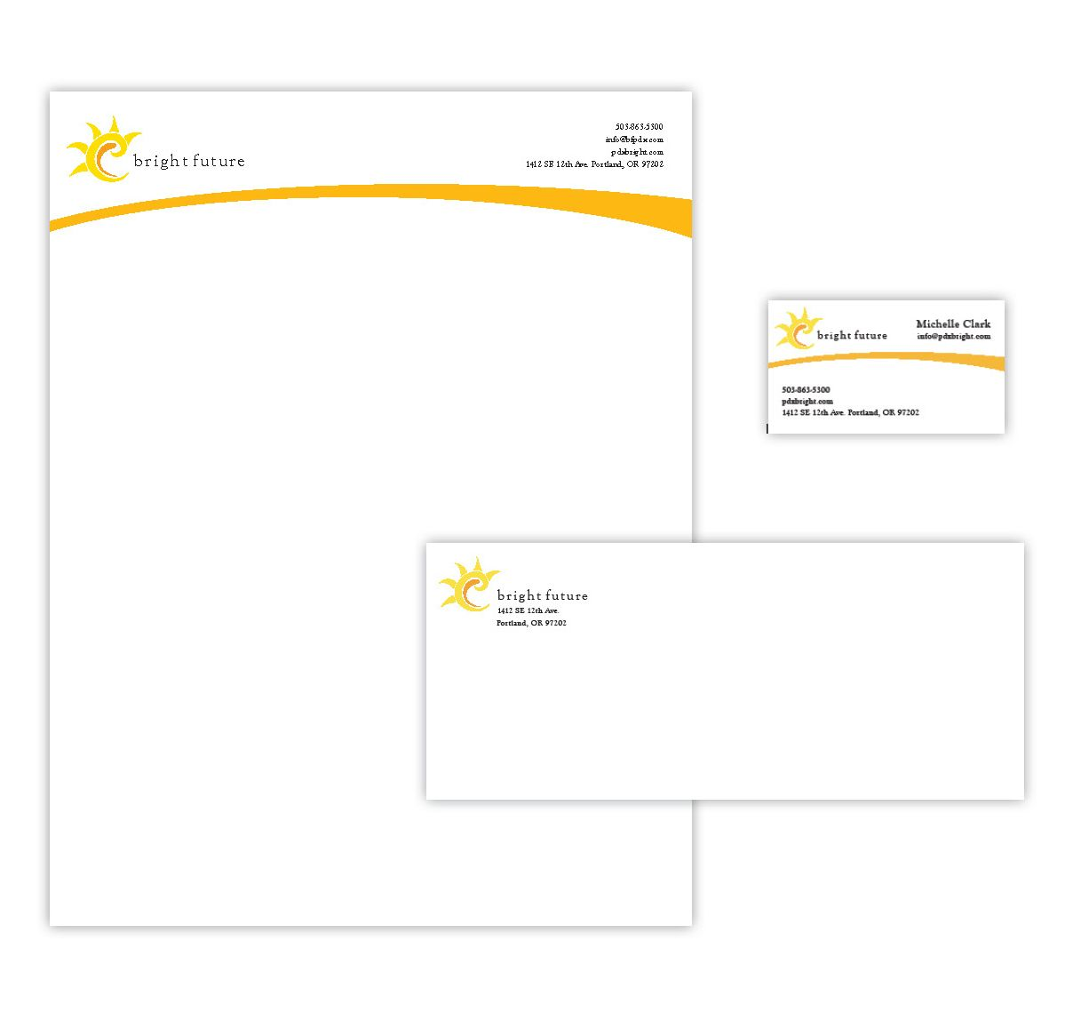 Letterhead Amp Envelopes Custom Designed And Printed Business Card