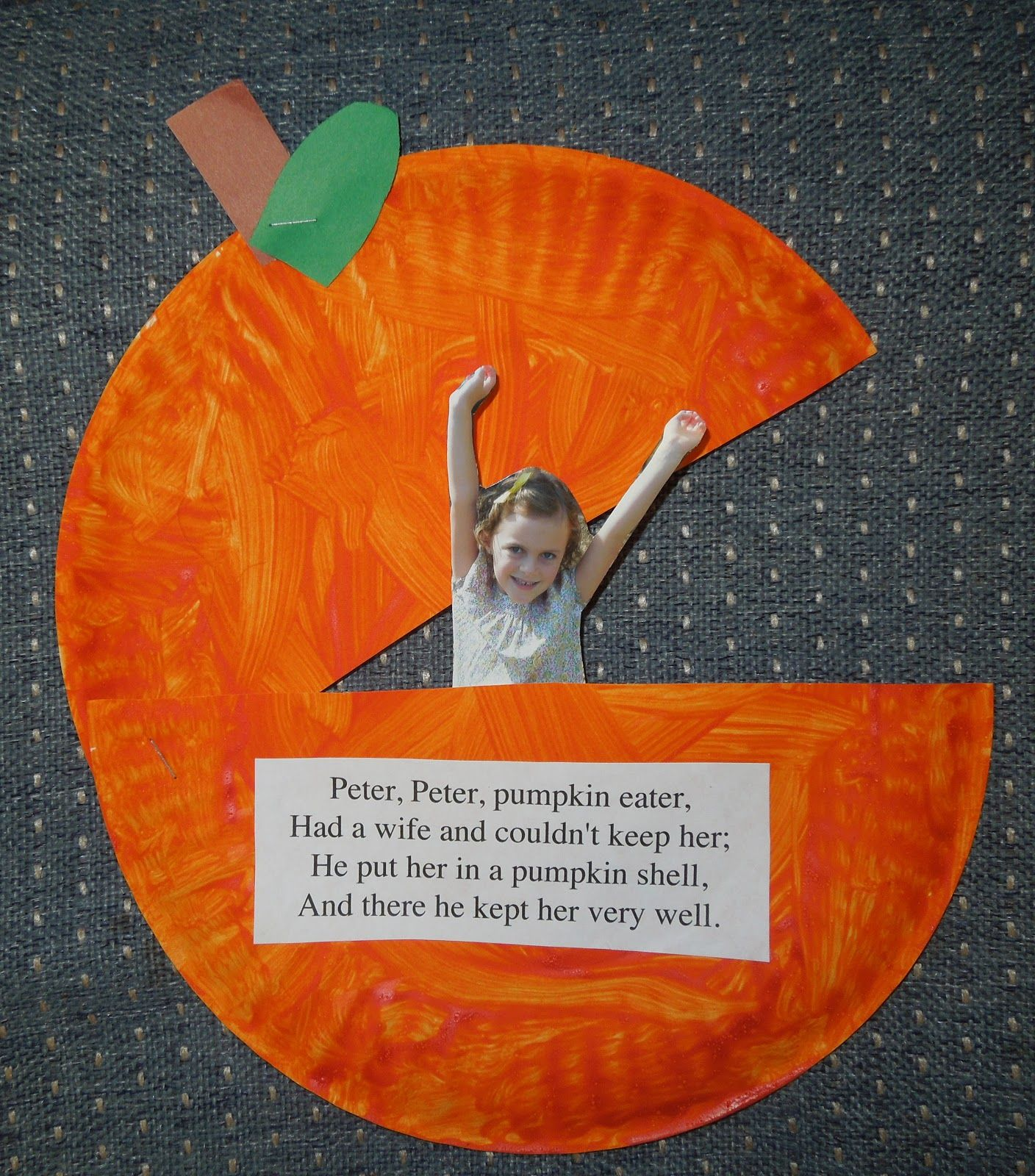 32++ Pumpkin arts and crafts for kindergarten ideas in 2021