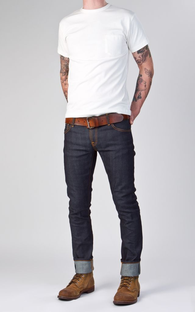 Mens Boots to Wear with Skinny Jeans